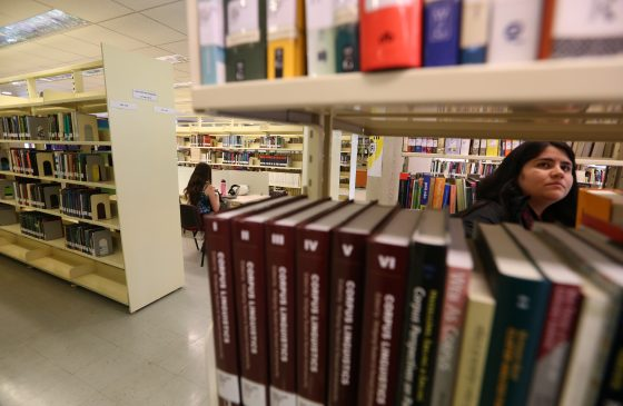 Biblioteca UC