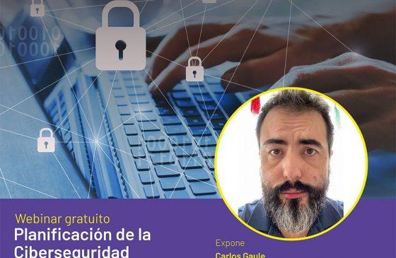 Charla: Planificación de la Ciberseguridad