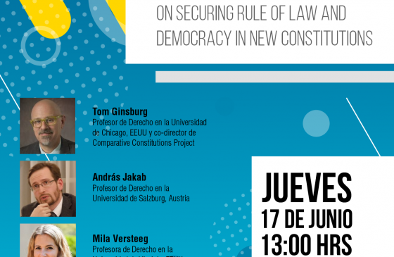 Seminario: What Can Constitutional Law do For Its Own Success?…