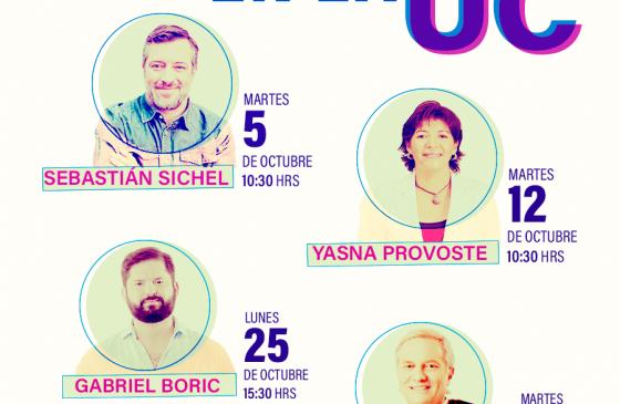 Ciclo: Cuatro presidenciales en la UC